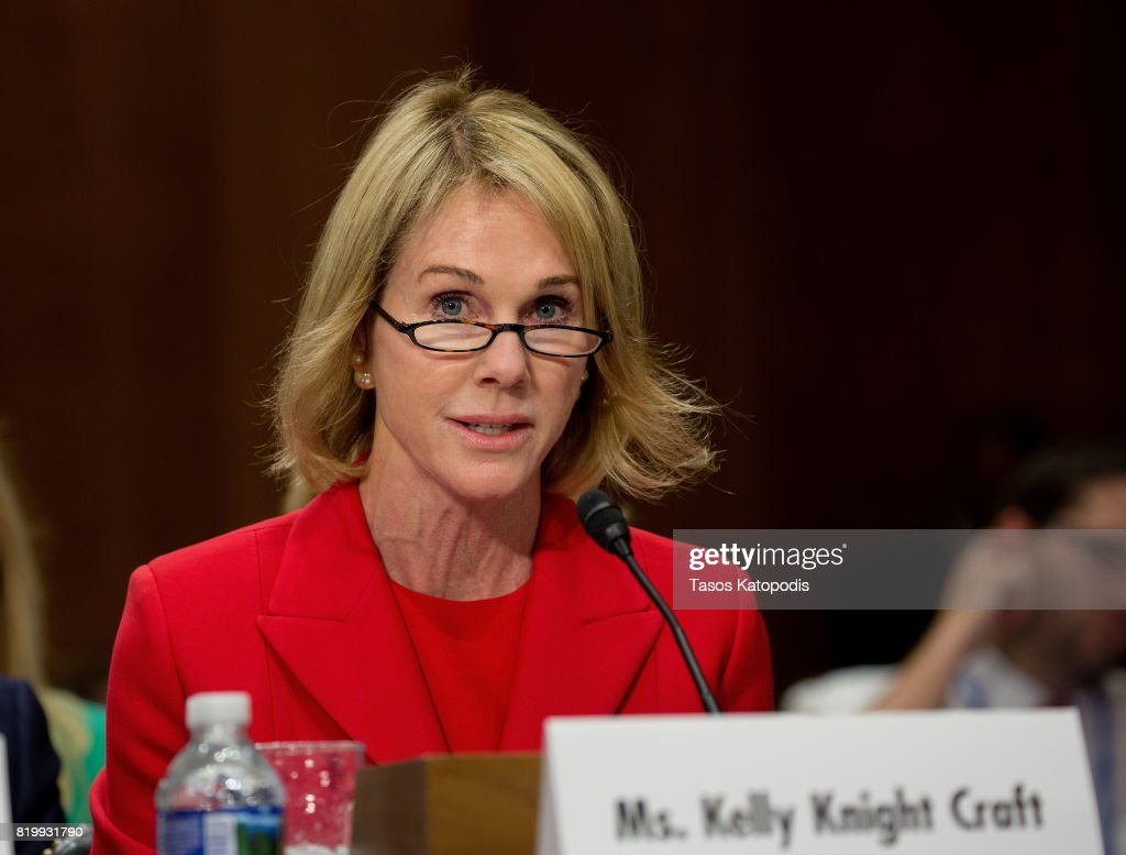 Senate Foreign Relations Committee Confirmation Hearing For Kelly ...