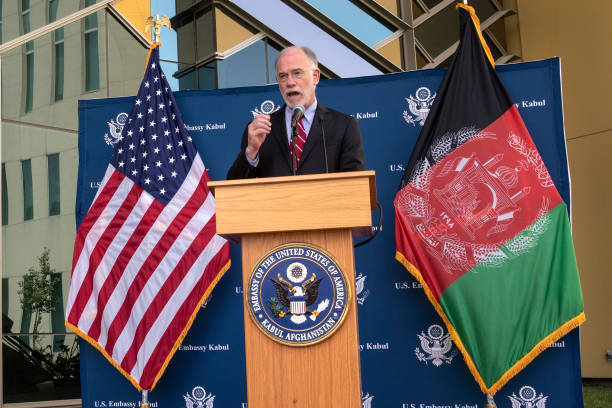 AFG: US Embassy In Kabul Launches Mission To Relocate Afghans Under Operation Allies Refuge
