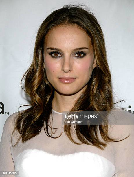 Ambassador of Hope, actress Natalie Portman attends the FINCA 25th Anniversary gala event at Capitale Bowery on November 18, 2010 in New York City.