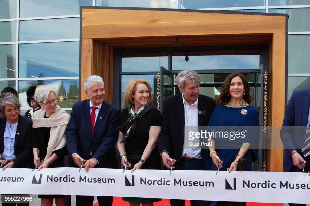 Ambassador of Sweden Karin Olofsdotter Ambassador of Finland Kirsti Kauppi Secretary General of Nordic Council of Ministers Dagfinn Hoybraten Seattle...