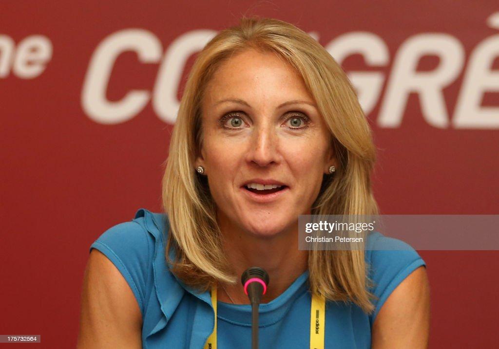 49th IAAF Congress - Moscow 2013 : ニュース写真