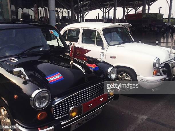 Ambassador (retro vintage car)