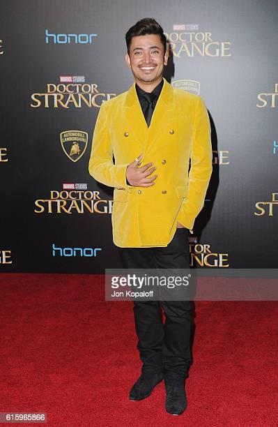 Ambassador Pritan Ambroase arrives at the Los Angeles Premiere 'Doctor Strange' on October 20 2016 in Hollywood California