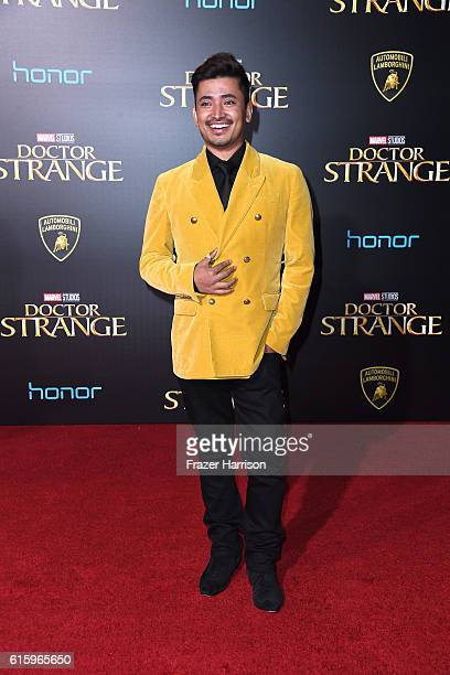 Ambassador Pritan Ambroase attends the Premiere of Disney and Marvel Studios' Doctor Strange on October 20 2016 in Hollywood California