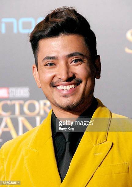 Ambassador Pritan Ambroase attends the premiere of Disney and Marvel Studios' 'Doctor Strange' at the El Capitan Theatre on October 20 2016 in...