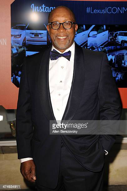 Ambassador Ron Kirk attends Icon Mann's 2nd Annual Power 50 PreOscar dinner at Peninsula Hotel on February 25 2014 in Beverly Hills California