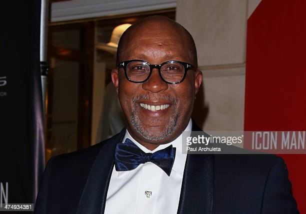 Ambassador Ron Kirk attends the Icon Mann's 2nd annual Power 50 preOscar dinner at the Peninsula Hotel on February 25 2014 in Beverly Hills California
