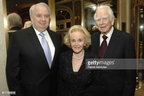 Ambassador Sergey Kislyak Sigrid Kendall Donald Kendall attend White Nights Annual Benefit Celebrates The Mariinsky Theatre's 150th Anniversary and...