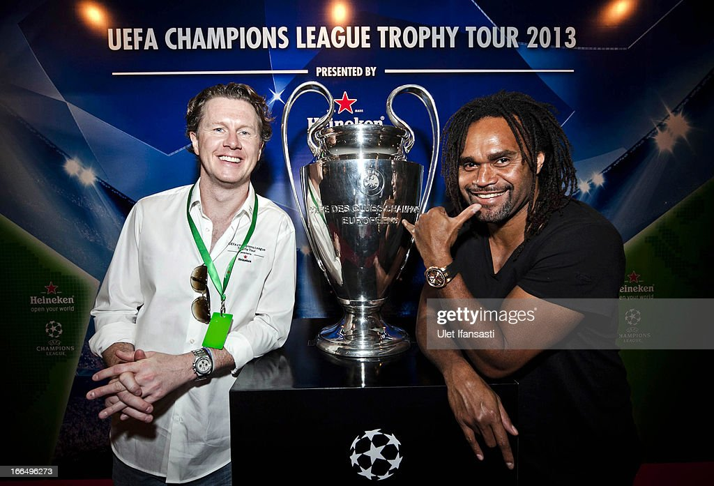 UEFA Champions League Trophy Tour presented by Heineken - Jakarta