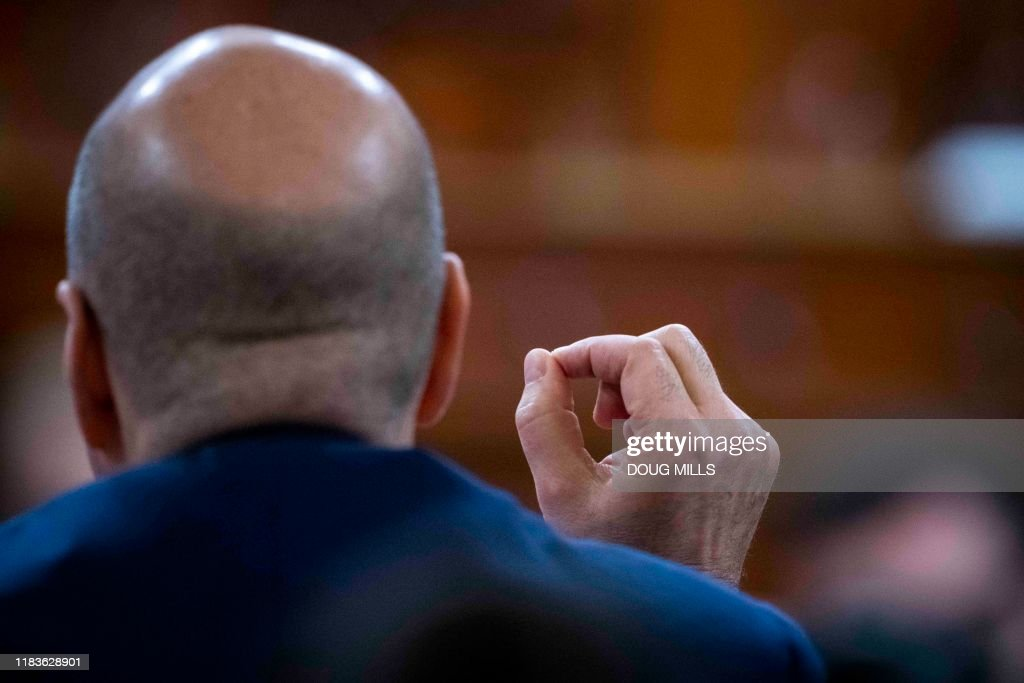 US-POLITICS-CONGRESS-TRUMP-IMPEACHMENT : News Photo