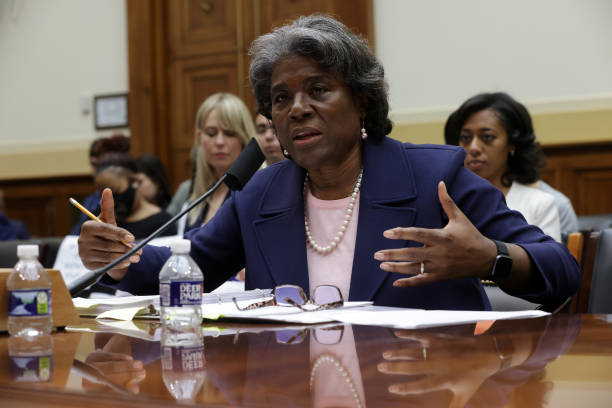 DC: UN Ambassador Linda Thomas-Greenfield Appears Before House Foreign Affairs Committee