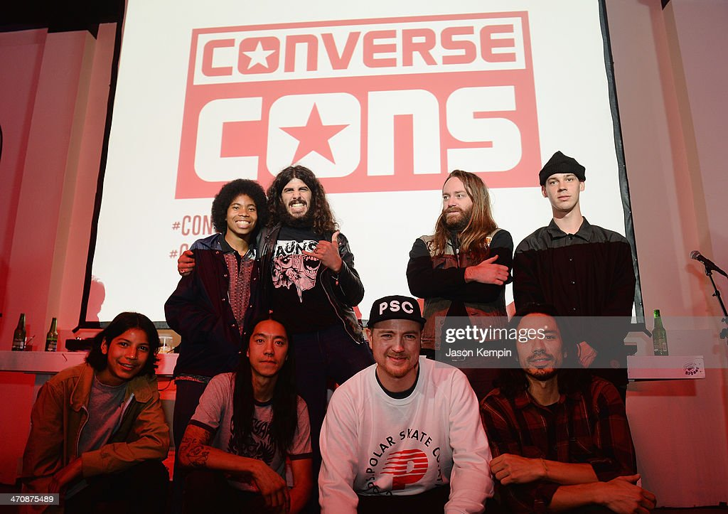 Converse CONS Project: Los Angeles Launch Event : News Photo