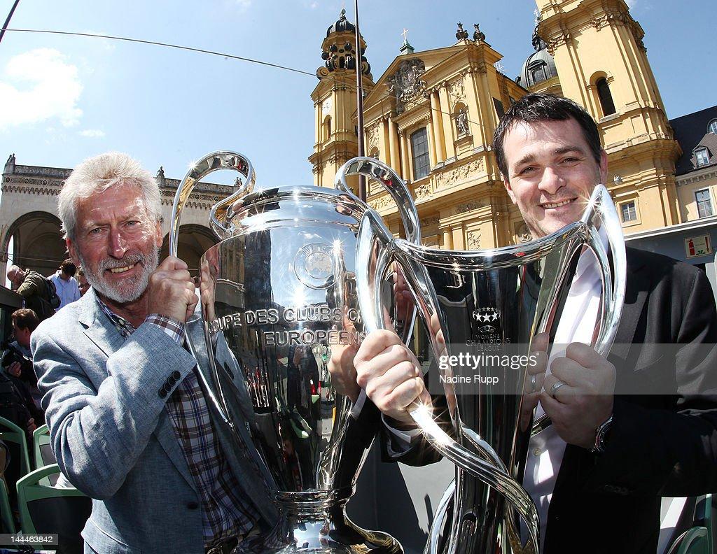 UEFA Champions League Trophy Tour Final