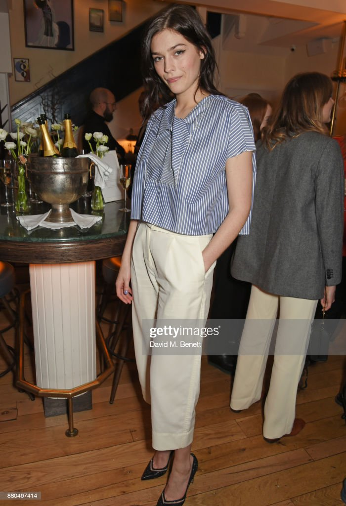 Serge Ruffieux Hosts Intimate Dinner for Carven