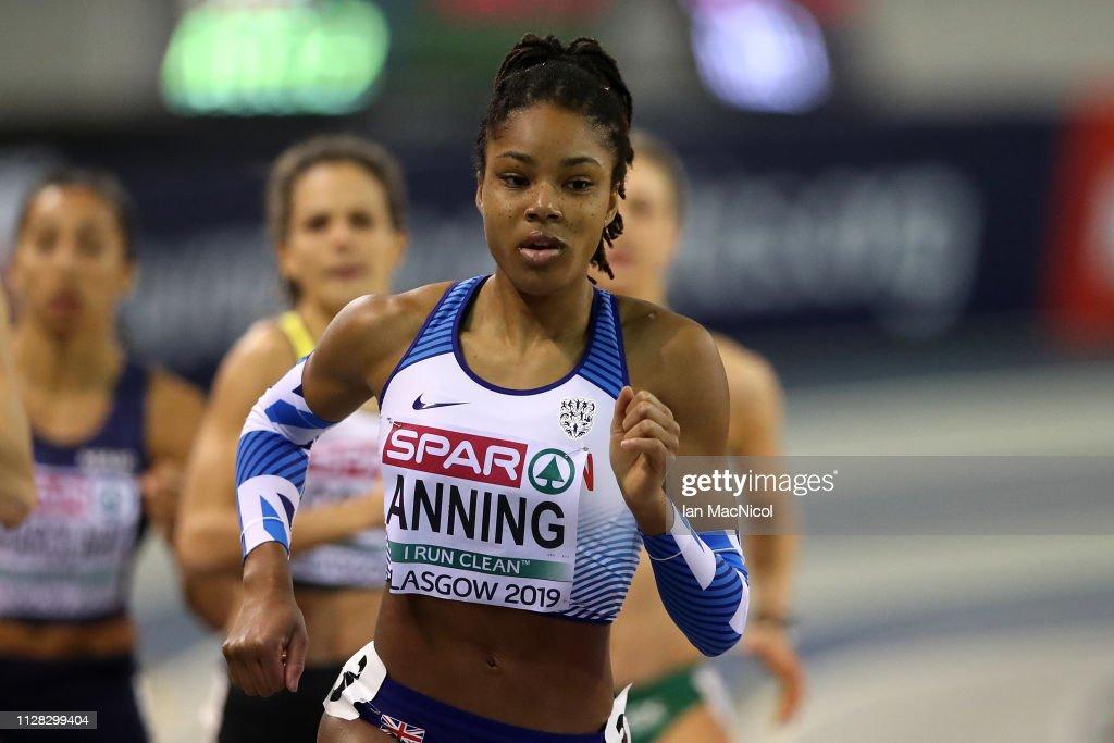 2019 European Athletics Indoor Championships - Day One : News Photo