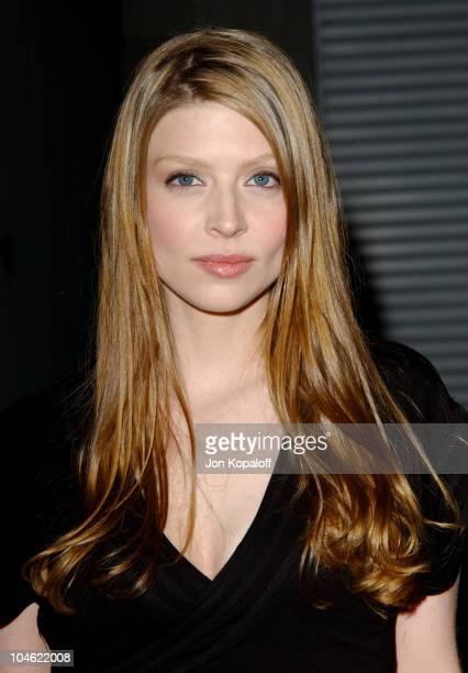 Amber Benson during 'Buffy The Vampire Slayer' Wrap Party at Miauhaus in Los Angeles California United States