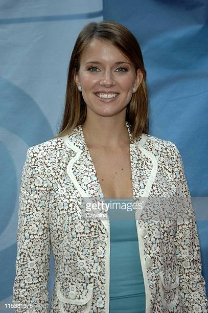 Amber Brkich during 2005/2006 CBS Prime Time UpFront at Tavern on the Green Central Park in New York City New York United States