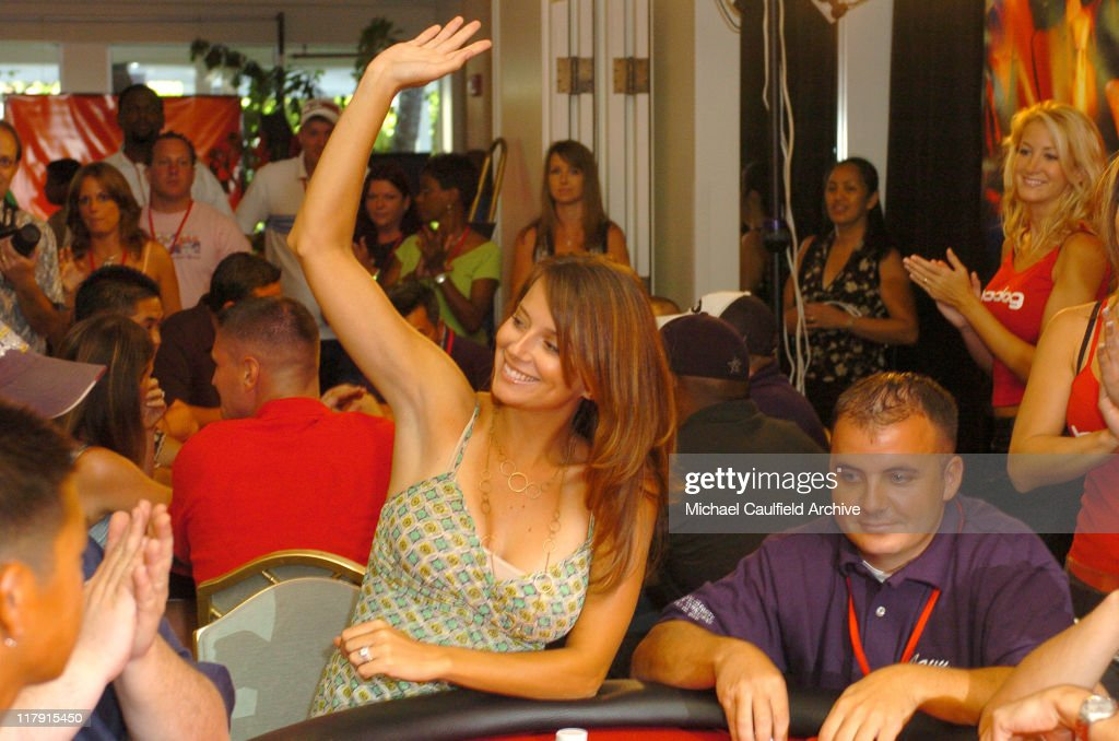 bodog.net Salute to the Troops - Poker Tournament : News Photo