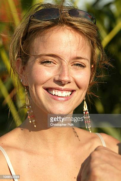 Amber Brkich of Survivor during Maxim's Fantasy Island at the Borgata Arrivals and Backstage Day 2 at Borgata Hotel and Casino in Atlantic City New...