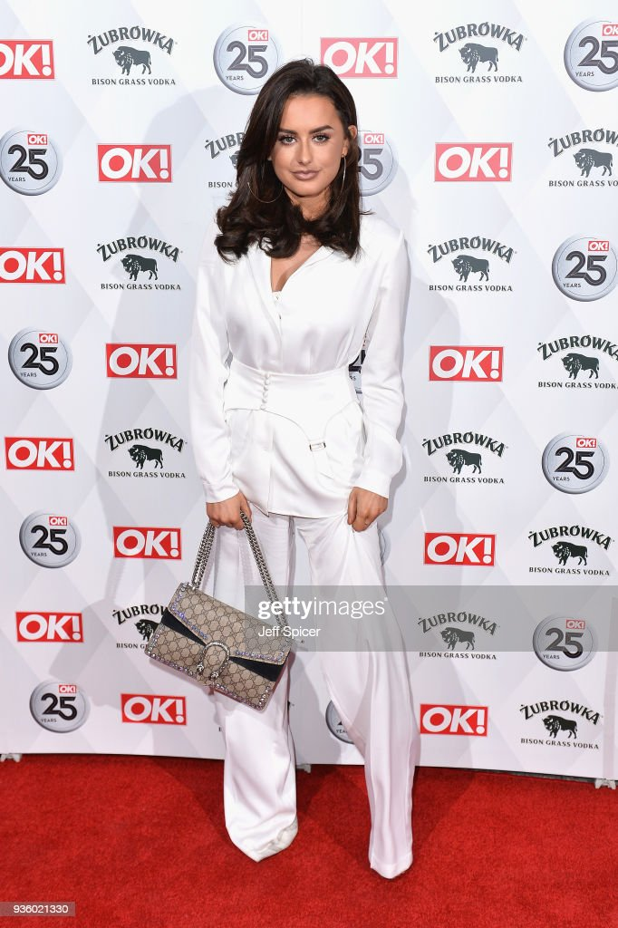 OK! Magazine 25th Anniversary Party - Arrivals
