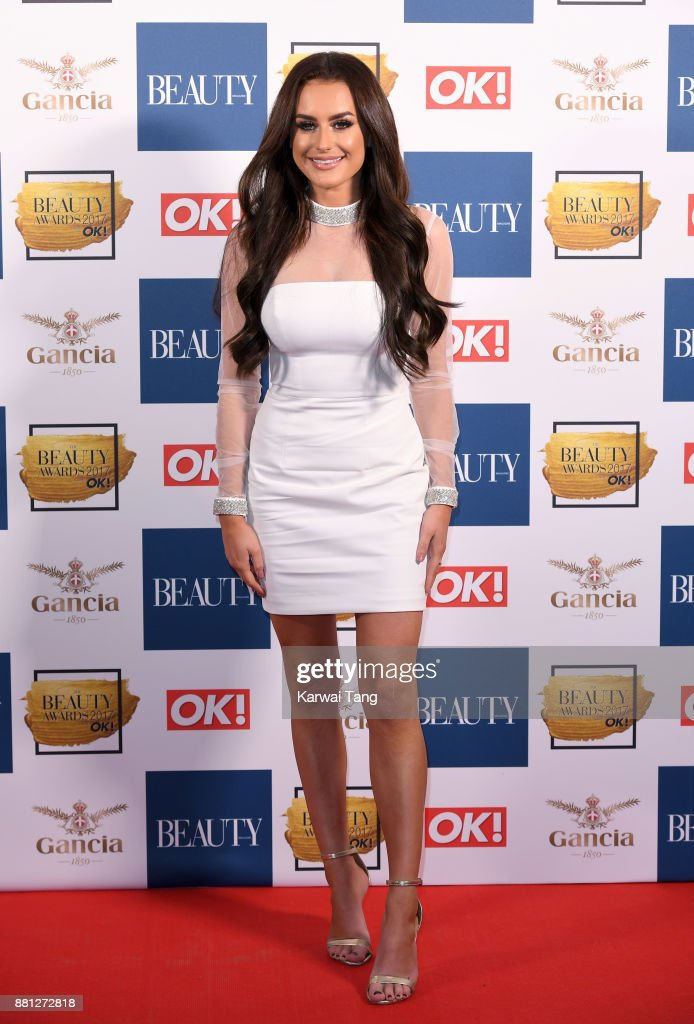 The Beauty Awards - Red Carpet Arrivals