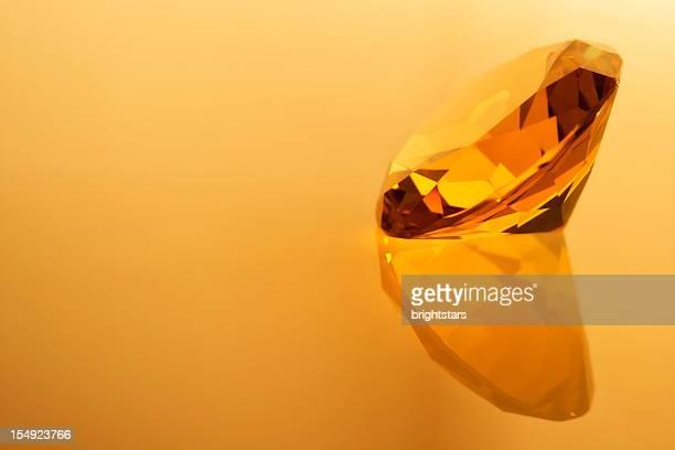 Amber diamond