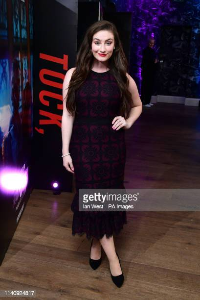 Amber DoigThorne attending the John Wick Chapter 3 Parabellum Special Screening held at Ham Yard Hotel London