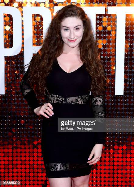 Amber DoigThorne attending the special screening of I Feel Pretty held at the Picturehouse Central Piccadilly London PRESS ASSOCIATION Photo Picture...
