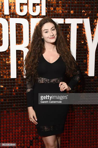 Amber DoigThorne attends a special screening of 'I Feel Pretty' at Picturehouse Central on May 1 2018 in London England