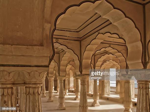Amber Fort (Amer Fort), Amer, Jaipur, India