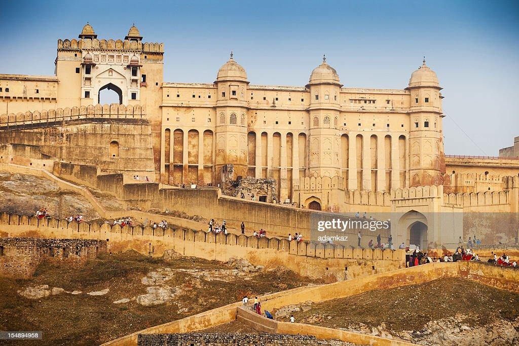Amber Fort, Jaipur, India : Stock Photo