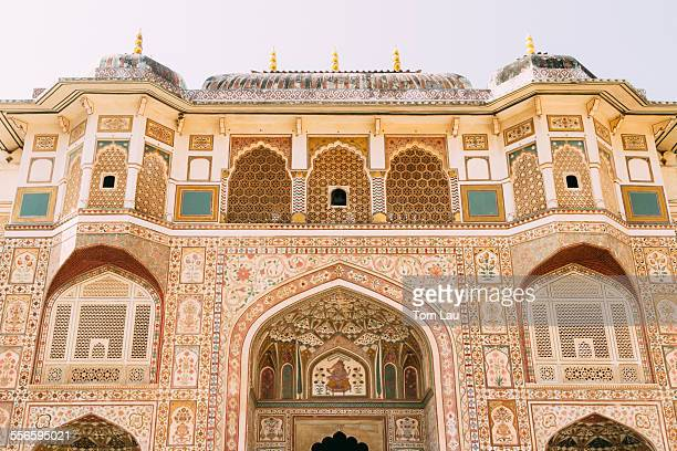 amber fort - amber fort stock pictures, royalty-free photos & images