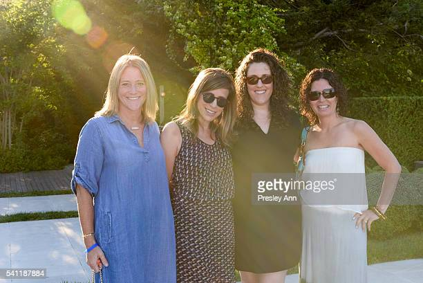Amber Garrett Nicole Miller Stephanie Saunders and Holly Rice attend Boys Girls Club of the Bellport Area's 13th Annual Beach Ball at Private...