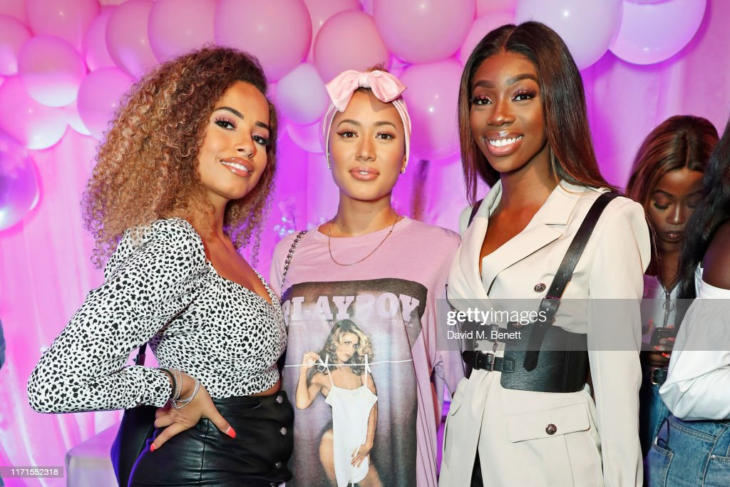 Ariana Grande 'Thank U, Next' Perfume Launch : News Photo