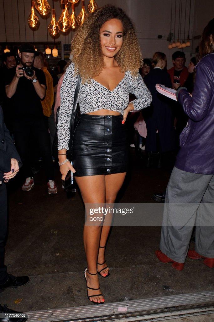 London Celebrity Sightings -  September 27, 2019 : News Photo