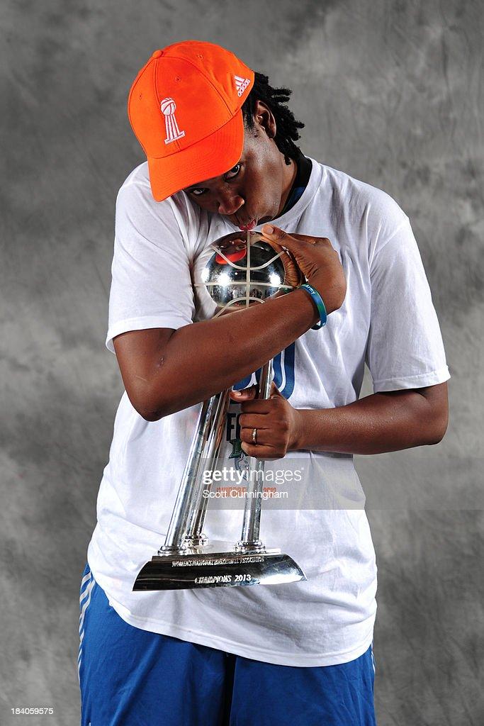 2013 WNBA Finals - Game Three