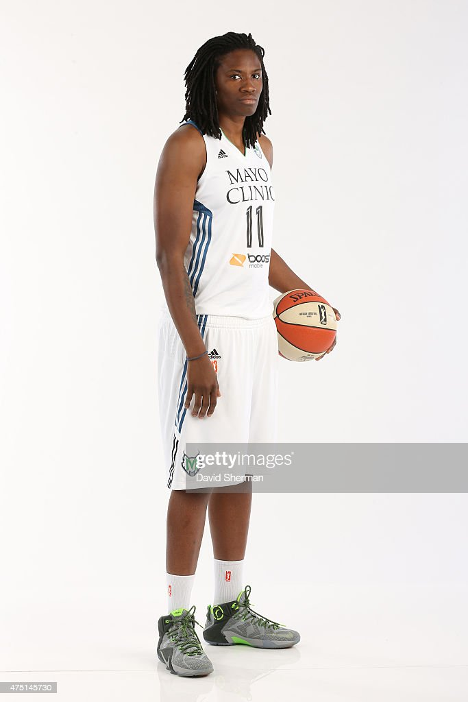 WNBA Media Days 2015