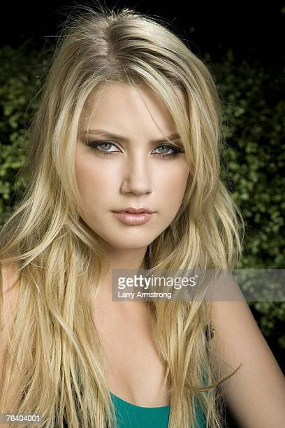 Amber Heard Amber Heard by Larry Armstrong Amber Heard USA Today May 30 2007 West Hollywood CA