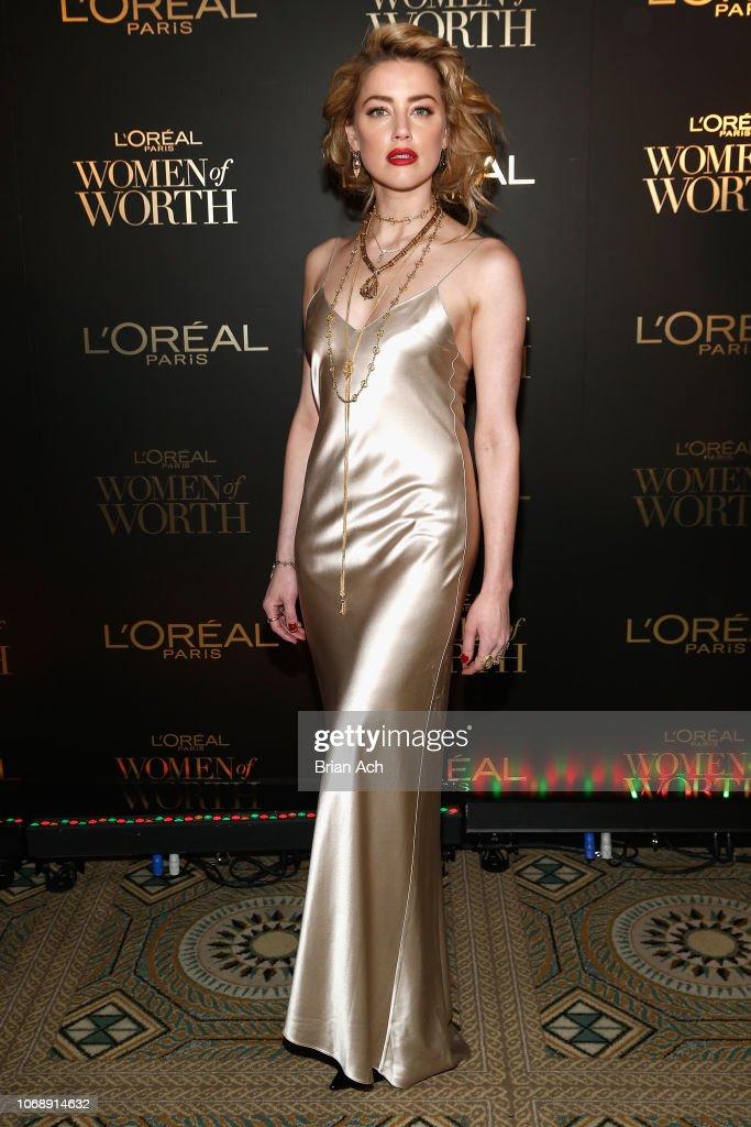L'Oréal Paris Women of Worth Celebration 201 : Fotografía de noticias