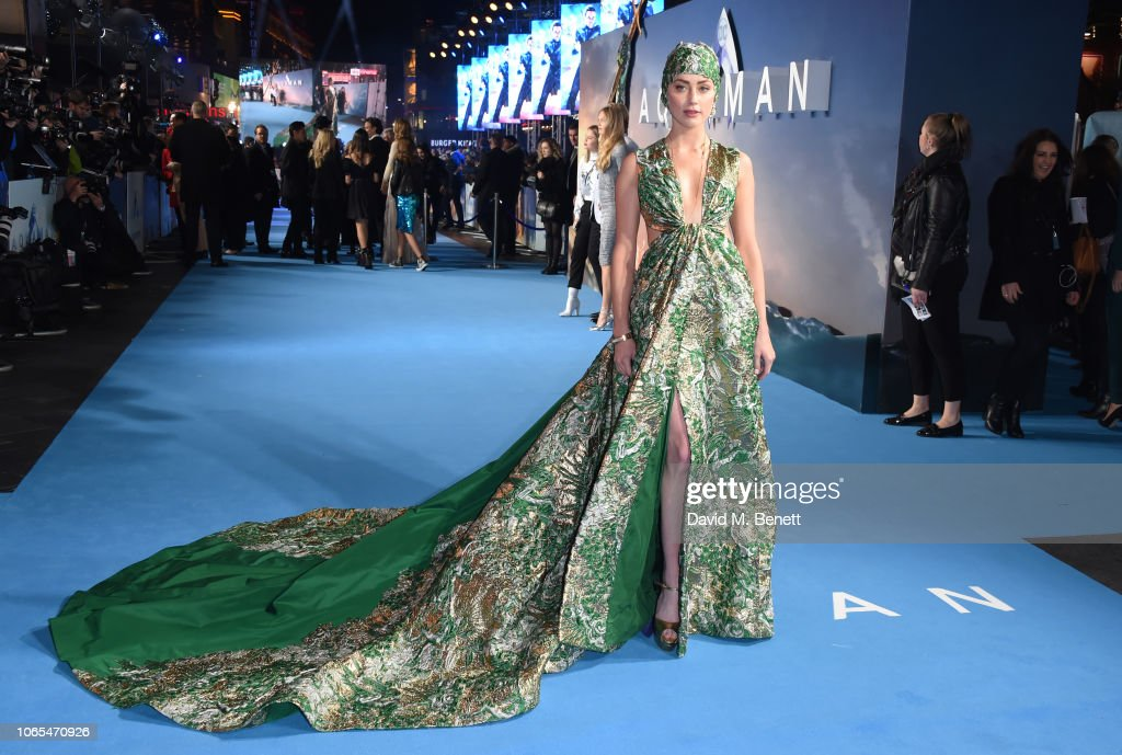 """Aquaman"" - World Premiere - VIP Arrivals : News Photo"