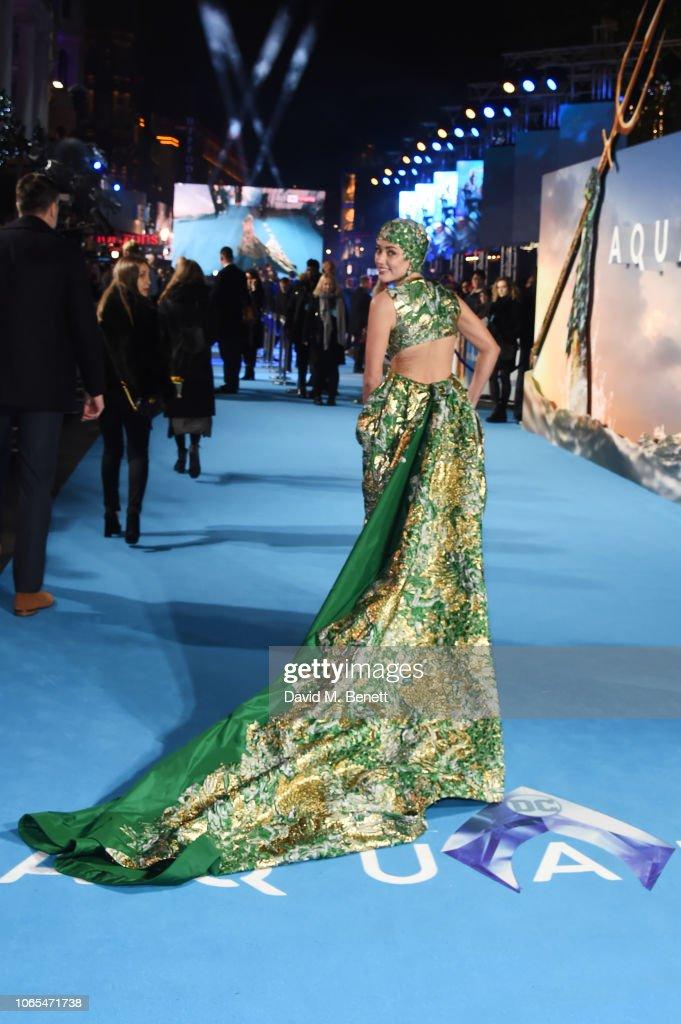 """Aquaman"" - World Premiere - VIP Arrivals : News Photo"