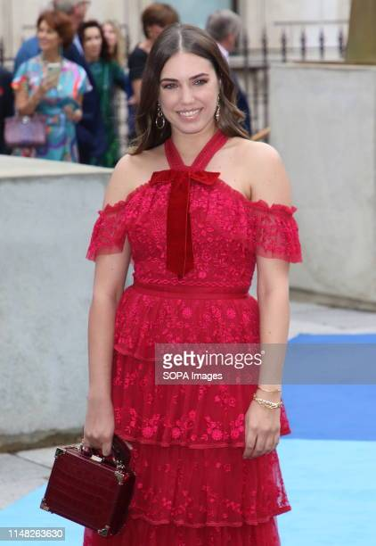 Amber Le Bon seen during the Royal Academy of Arts Summer Exhibition Preview Party at the Royal Academy Piccadilly in London