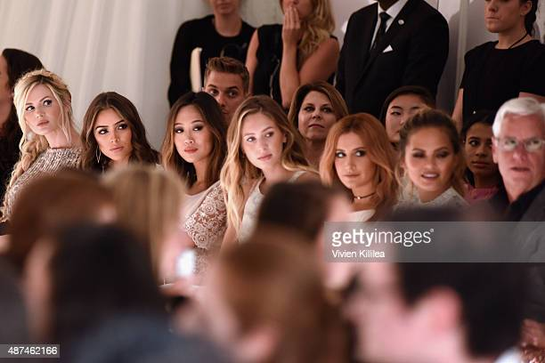 Amber Lynne Fillerup actress Olivia Culpo Aimee Song model Dylan Frances Penn actress Ashley Tisdale model Chrissy Teigen and Chief Executive Officer...