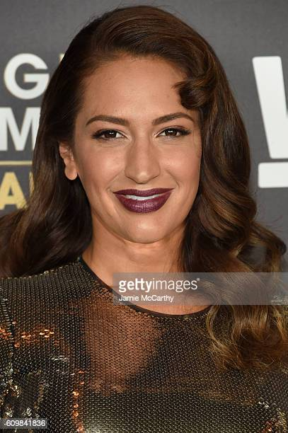 Amber Marchese attends The Season 6 Premiere of Marriage Boot Camp Reality Stars at Up & Down on September 22, 2016 in New York City.