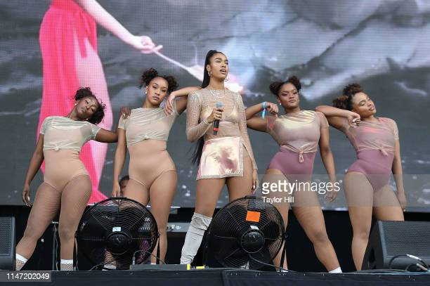 Amber Mark performs onstage for Day 1 of 2019 Governors Ball Music Festival at Randall's Island on May 31 2019 in New York City