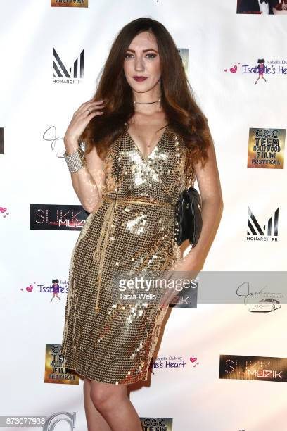 Amber Martinez at the 4th Annual CC Teen Hollywood Film Festival at Raleigh Studios on November 11 2017 in Los Angeles California