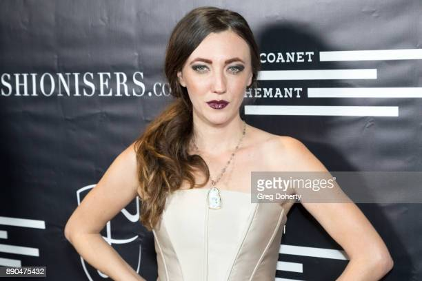 Amber Martinez attends the Fashioniserscom Presents The Los Angeles Debut Of Lecoanet Hemant At 'One Night In Paris' at Sofitel Hotel on December 10...