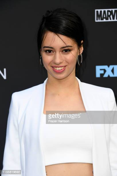 Amber Midthunder attends the LA Premiere Of FX's Legion Season 3 at ArcLight Hollywood on June 13 2019 in Hollywood California