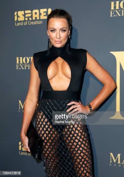 Amber Miller attends The 2018 Maxim Hot 100 Party at Hollywood Palladium on July 21 2018 in Los Angeles California