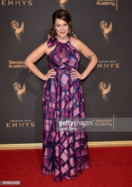 Amber Nash at the 2017 Creative Arts Emmy Awards Day 1 at Microsoft Theater on September 9 2017 in Los Angeles California